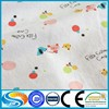 wholesale heavyweight cheap cotton printed flannel fabric