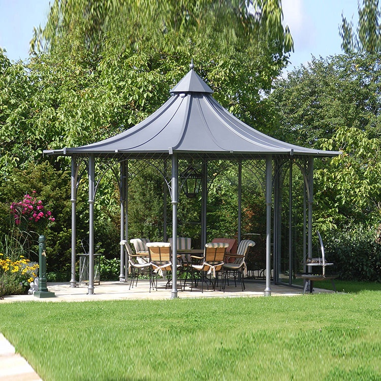 Iron Gazebo For Wrought