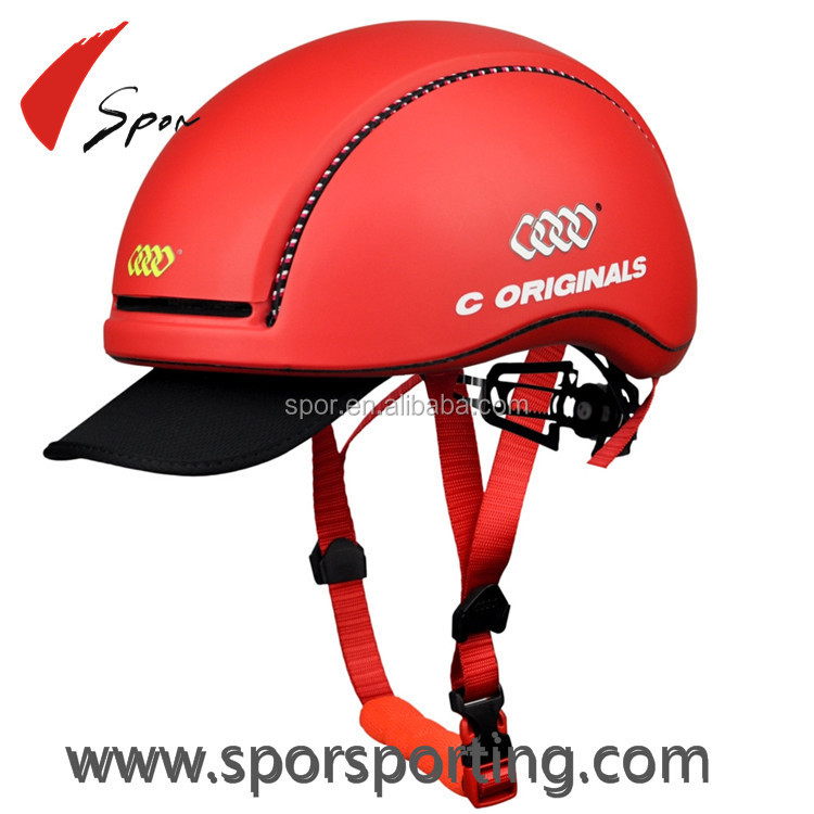 Safety Road Bike Racing Helmet Bicycle Accessories Produce In China