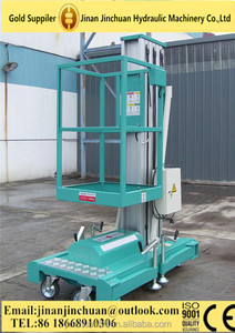 hydraulic car lift /telescopic ladder /electric scissor lift
