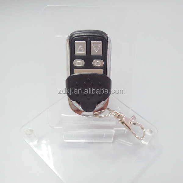 Multi-frequency universal ASK/FSK remote controls