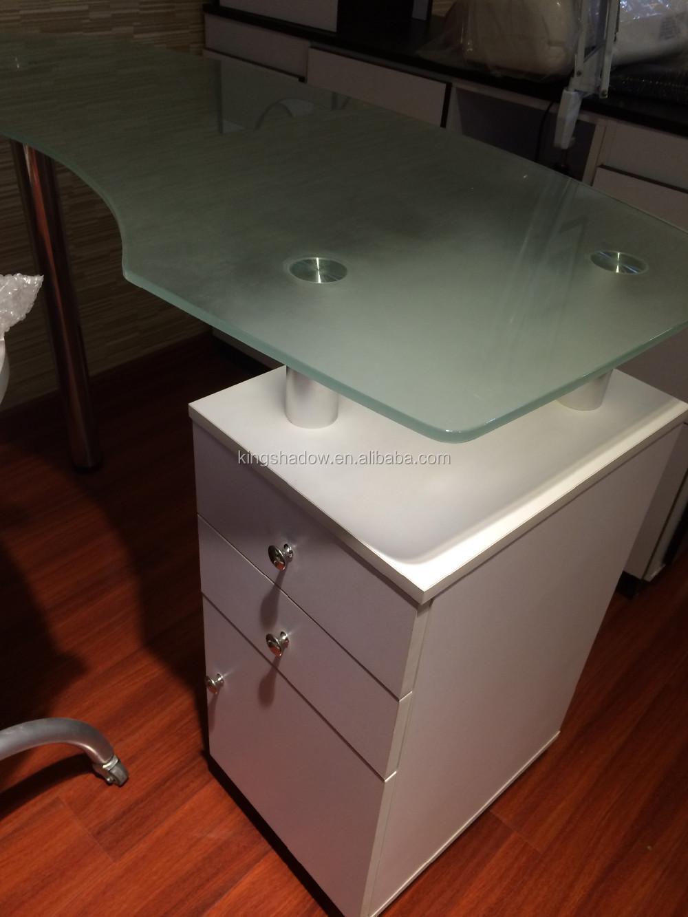 2017 convenient manicure station nail table cheap nail for Cheap nail desk