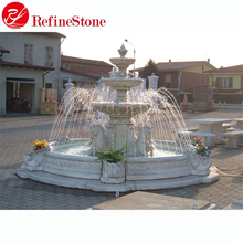 outdoor garden water fountain for sale,marble water fountain