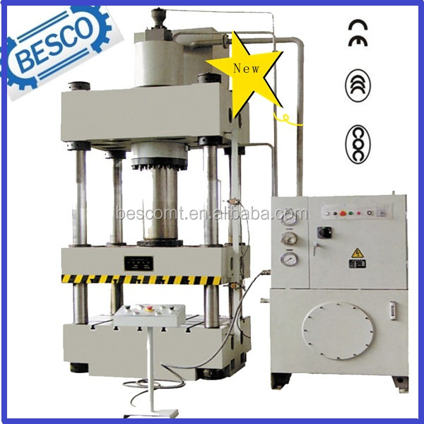 Horizontal Hydraulic Press Machine,Horizontal 4 Column Hydraulic Press