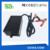 12v 10a 24v 5a aluminum case automatic car lead acid battery charger with cooling fan