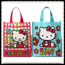 Advertisement Exhibition Collection Shopping Tote Carry Packaging PP Woven Bag