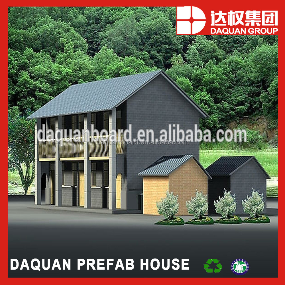 2016 wuhan daquan prefab concference hall with Daquan insulation panel