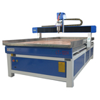 China hottest cnc machine cnc route working with wood acrylic board plastic 1224 mid size portable machine