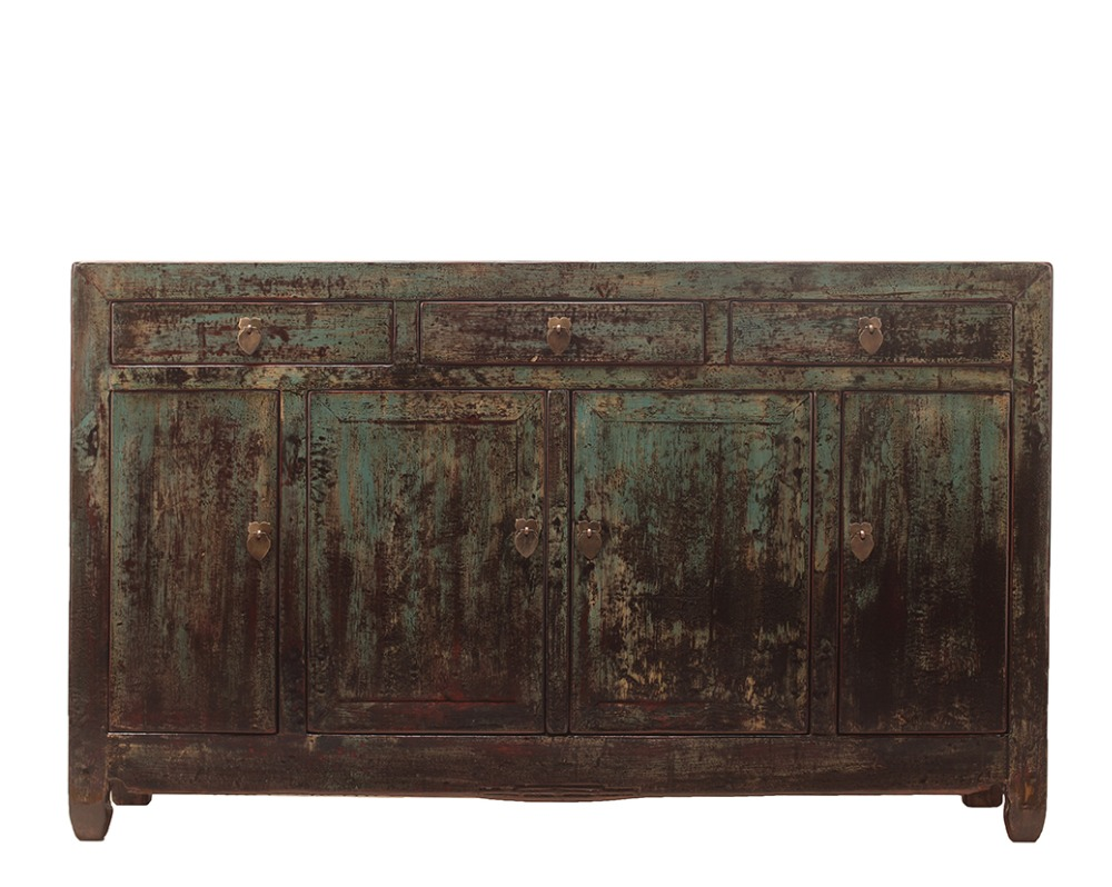 Chinese antique style ancient furniture wooden sideboard