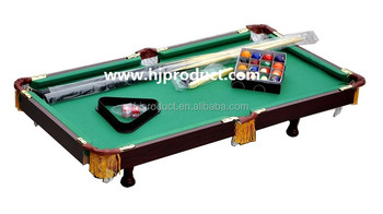 Chirstmas Gift Promotion Table Top Mini Small Size Kids Billiard - Mini pool table size