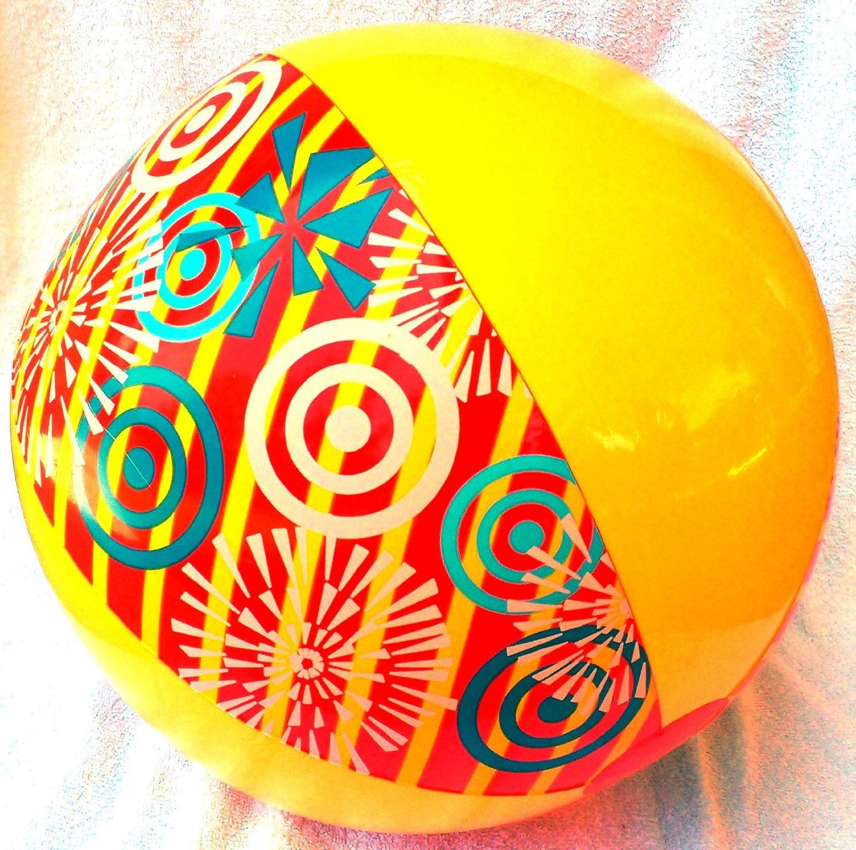 Banzai Blinking LED Beach Ball