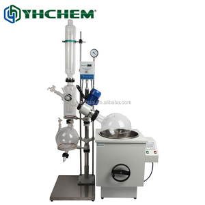 High vacuum degree essential oil steam distillation equipment