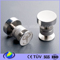 cnc turning OEM custom double agent magnetic cufflink stainless steel and brass parts