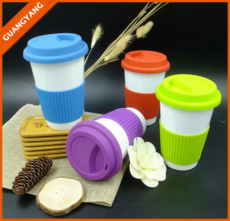 Sublimation mug,wholesale ceramic mugs for sublimating tea infuser cup