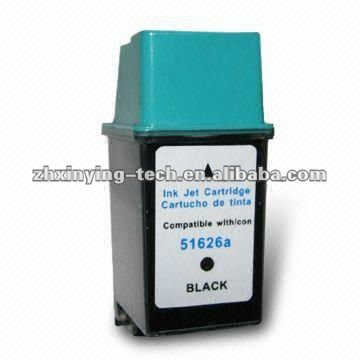 HOT sell Refillable Ink Cartridge for HP26