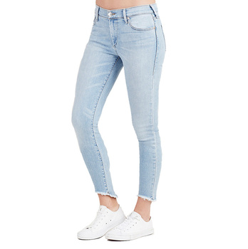 pre order clear and distinctive half price Jean Pent Style Super Skinny European Vogue Frayed Mullet Hem Women Jeans -  Buy European Jeans For Women,Vogue Jeans,Jeans Pent Style Product on ...