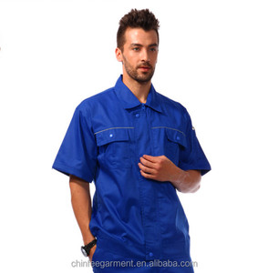 OEM Custom Design Unisex Work Wear Working Uniforms