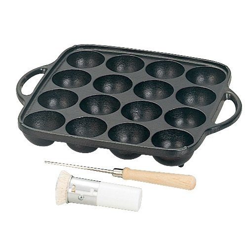 Buy Cast Iron Takoyaki Pan in Cheap Price on Alibaba.com