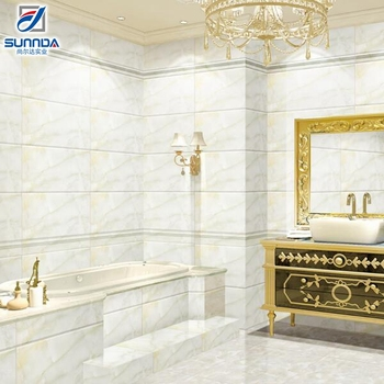 2016 Sunnda Beautiful Interior House Design Coordination Floor And Wall Tiles With Imported