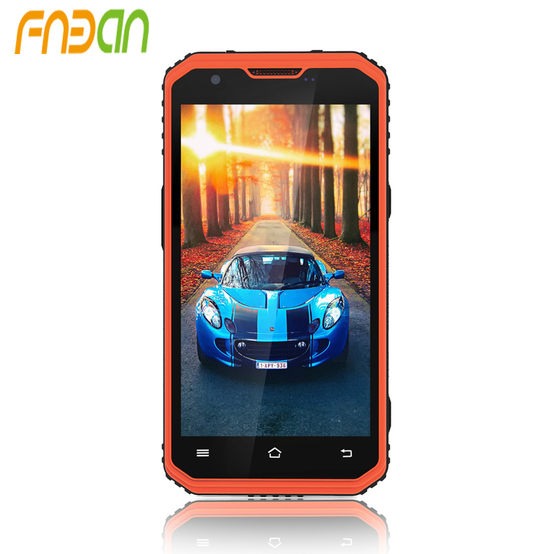 2017 New Products 5inch 4G LTE Waterproof IP68 Rugged Smart Mobile Phone Vphone M3 rugged waterproof cell phone