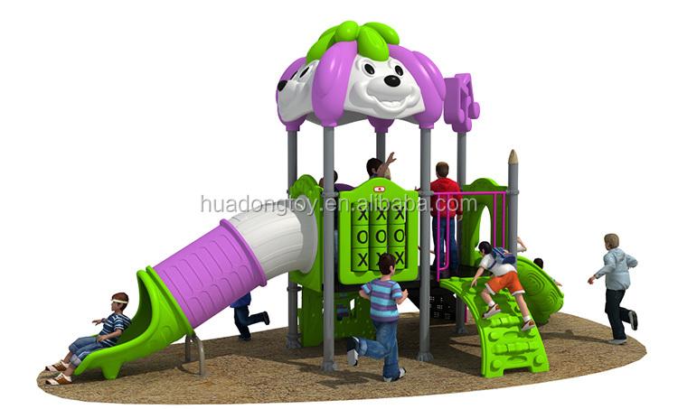 Fabricante crianças multifuncional colorido crianças ao ar livre playground