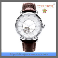 FS FLOWER - Luxury Japan Power Reserve Watches With Automatic Winding Machine