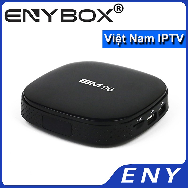 live streaming tv box live tv channel box rk3229 1g 8g android 5.1 enybox em96