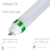 Direct wire 2x54w t5 electronic ballast bypass replacement with 25w t5 led tube TYPE B with internal driver