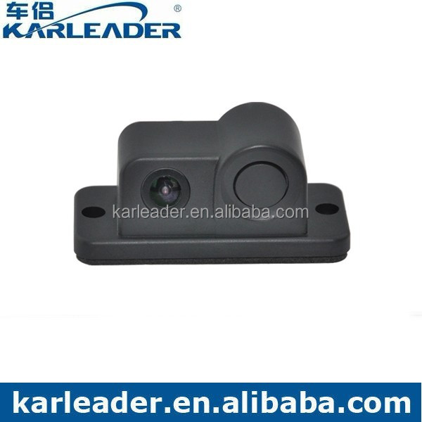 Intelligent One Sensor 2 in1 Car Parking Radar With Camera