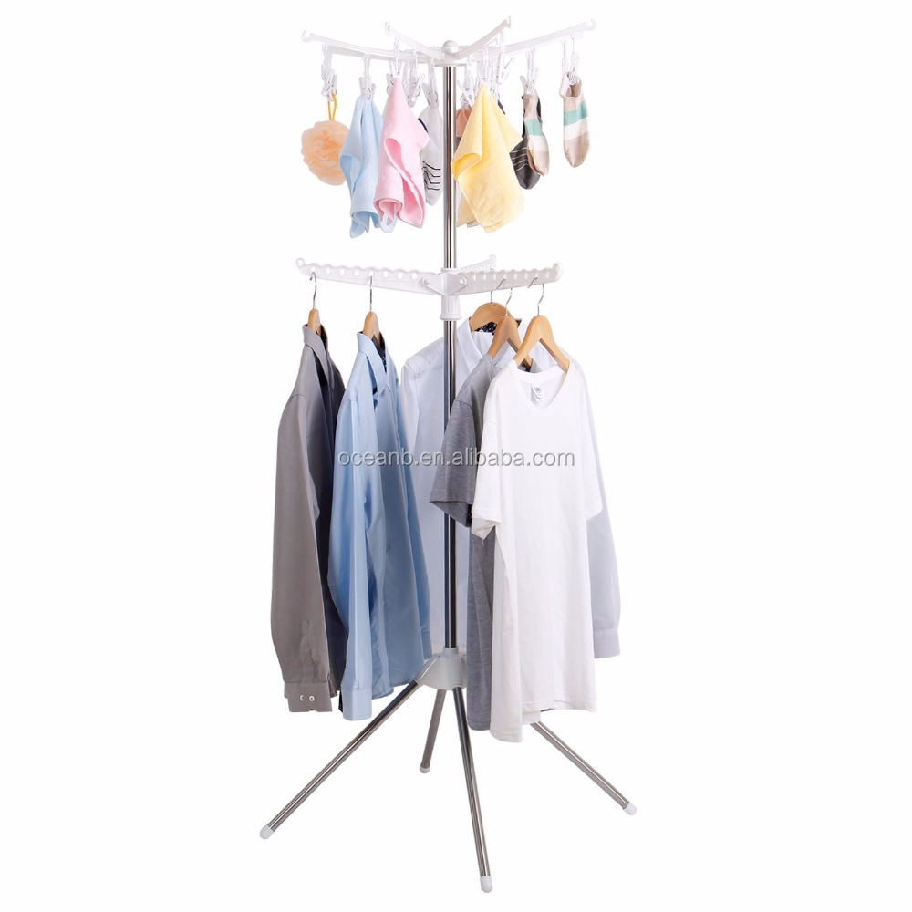 4 Tier Clothes Drying Rack, 4 Tier Clothes Drying Rack Suppliers And  Manufacturers At Alibaba.com