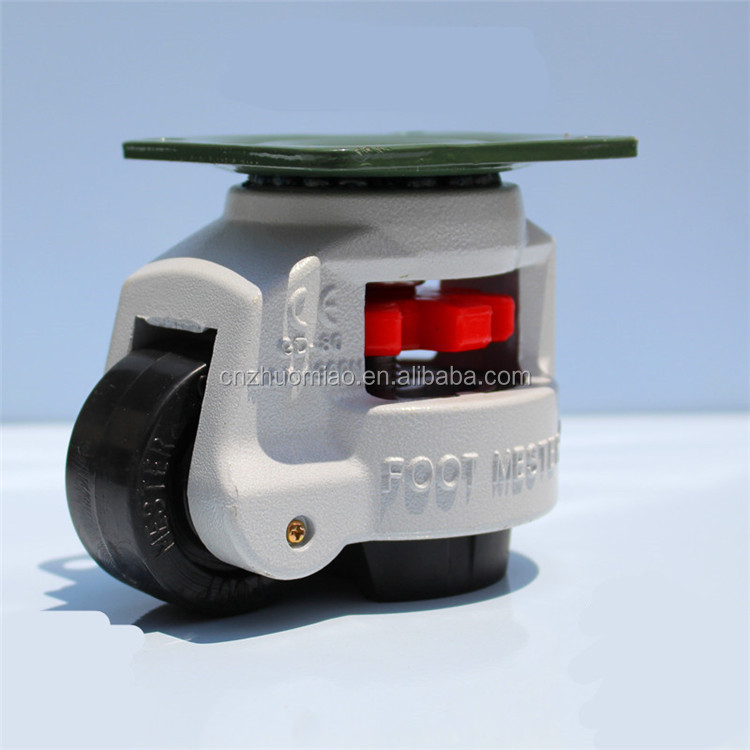 Adjust the level of universal caster wheel accessories Foma machinery wheel wheel support