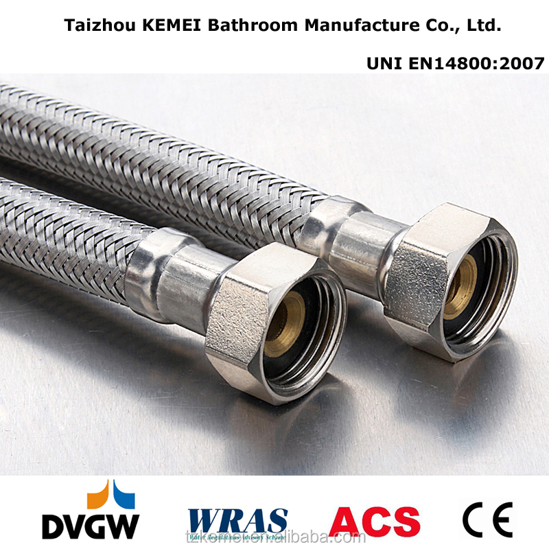 304 Stainless Steel Wire Braided Hot Water Flexible Hose - Buy Flexible Hose Braided Hose304 Braided Hose Product on Alibaba.com & 304 Stainless Steel Wire Braided Hot Water Flexible Hose - Buy ...