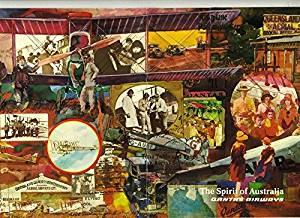 The Spirit of Australia A Pictorial History of Qantas Airways 1970's