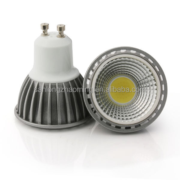 mr16 cob led light gu10 spotlight dimmable ceiling led spot light for home