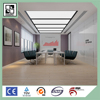 Composite floor HDF factory commercial / laminate floor with shiny lacquer coating / PVC vinyl floor with covering