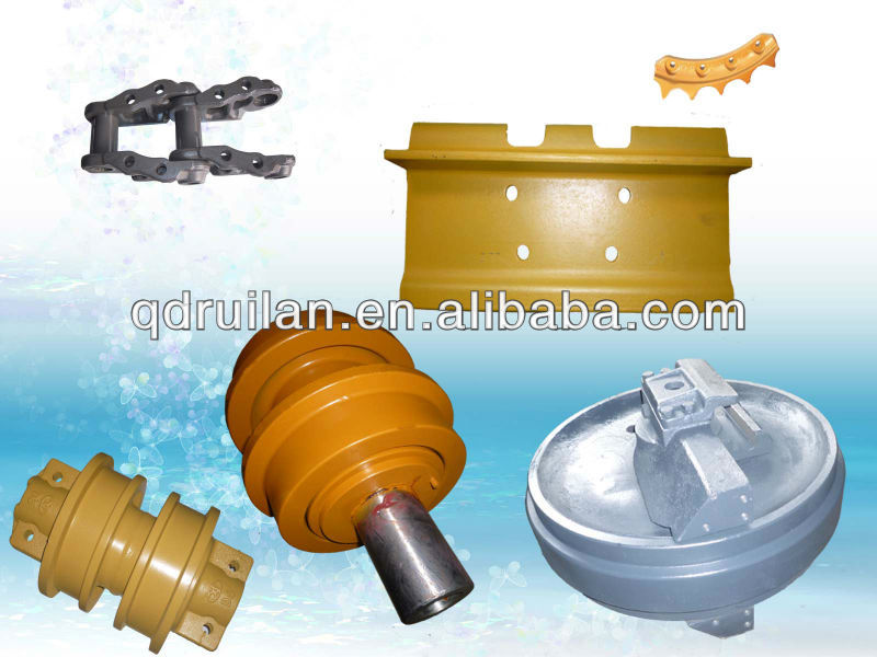 bulldozer casting part---JCB,JCB JS 200 casting parts