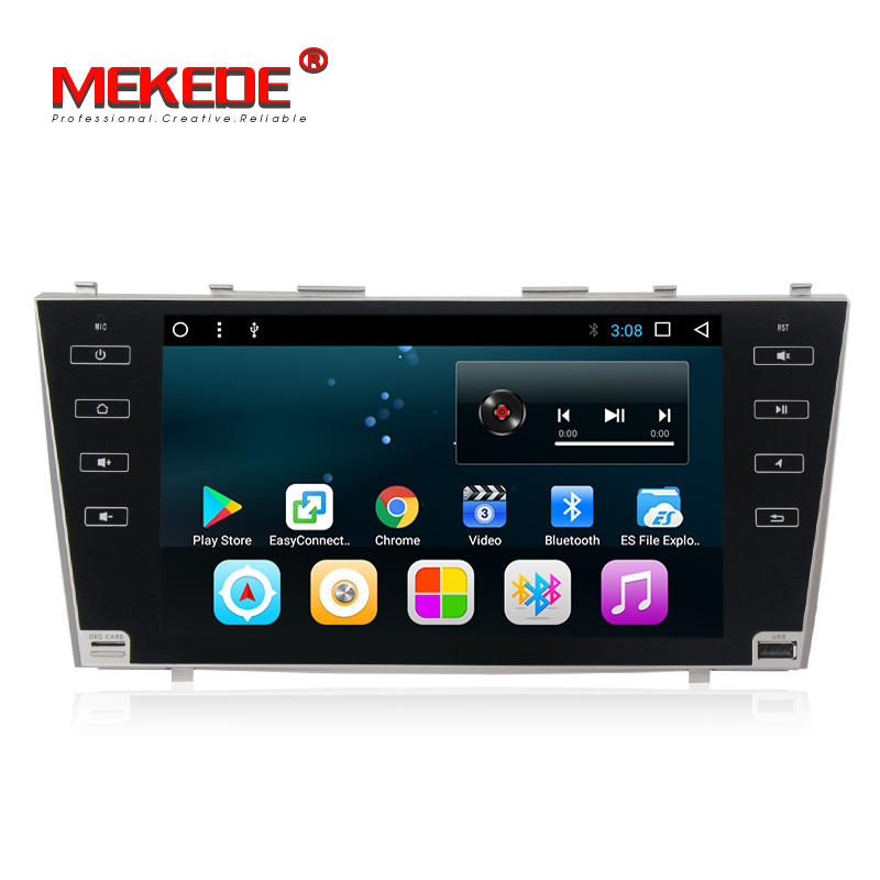 MEKEDE 9 Zoll Topway allwiner T3 Android 7.1 Auto DVD Player für Toyota Camry 2007-2012 wifi gps navigation auto radio 2g + 16g