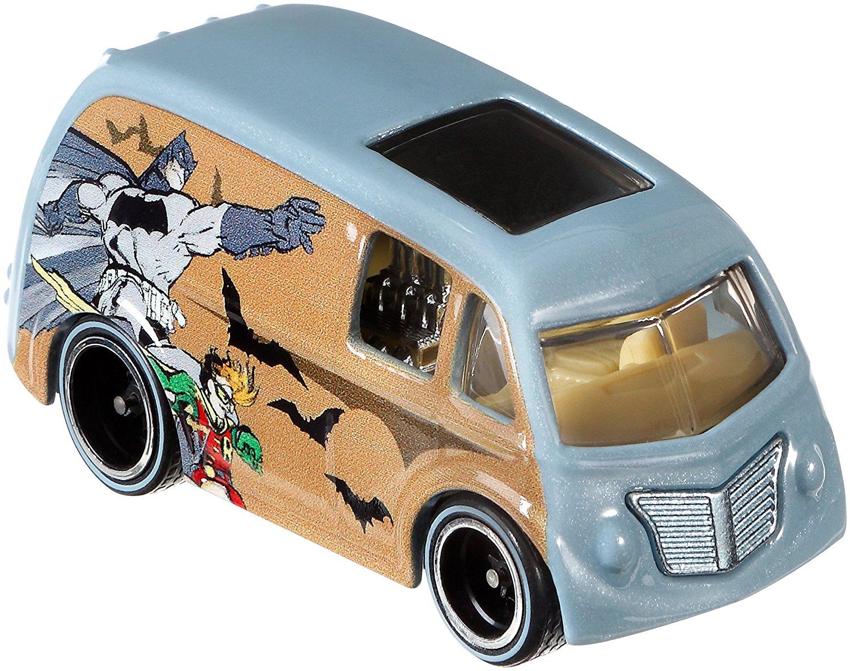 Hot Wheels DC Comics Quick D-Livery Vehicle