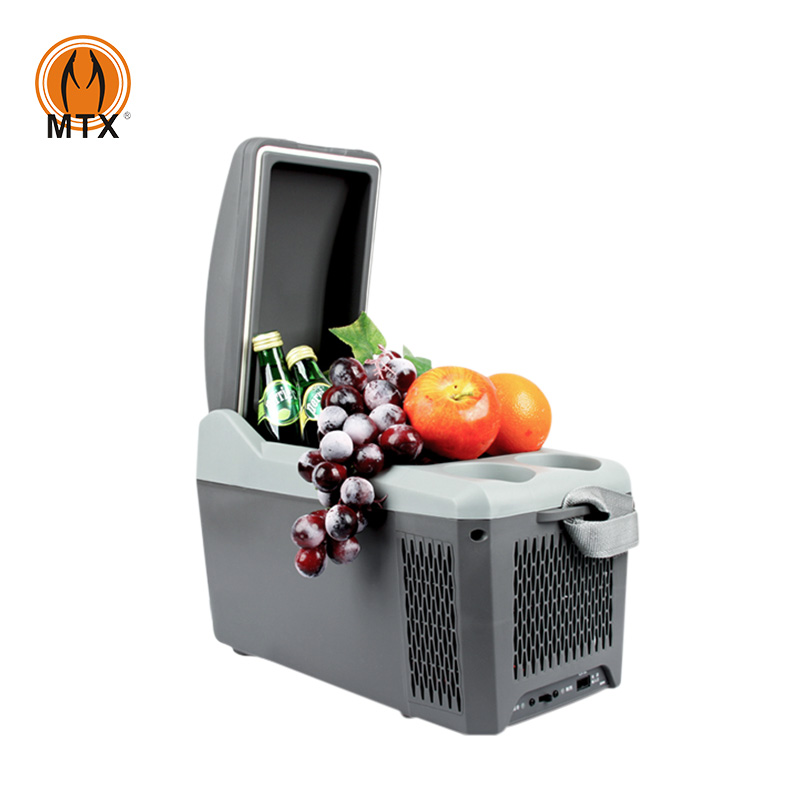 110v 12v 10L travel fridge portable car mini fridge
