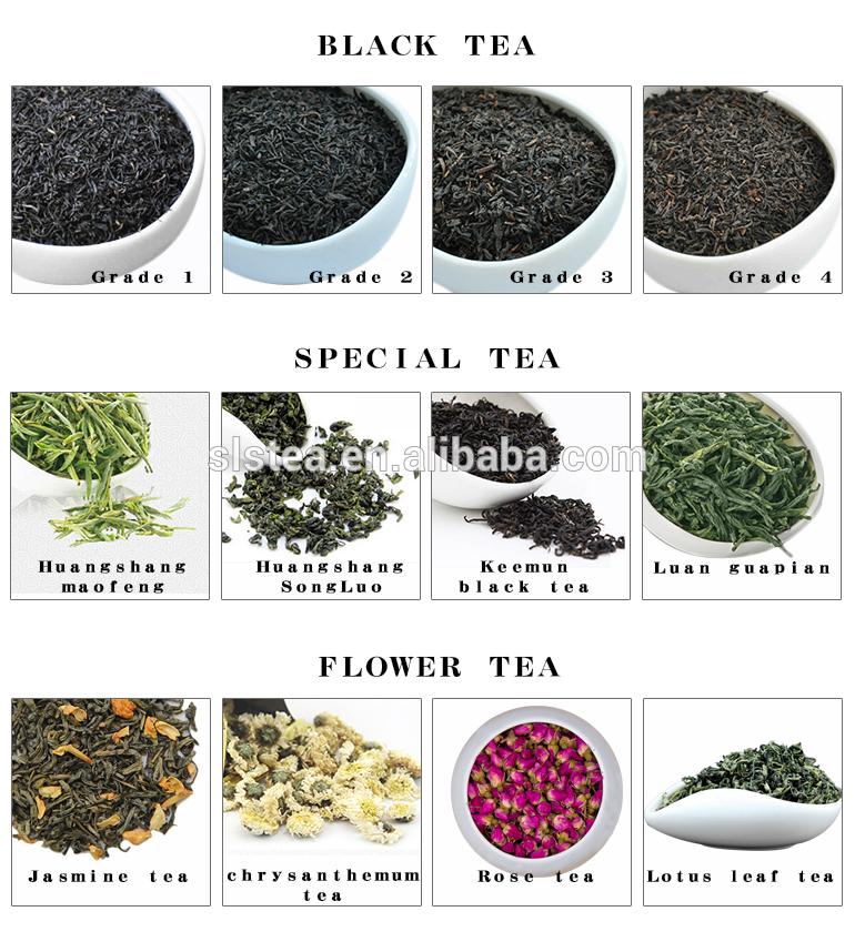 organic green tea high mountain tea from Anhui province - 4uTea | 4uTea.com