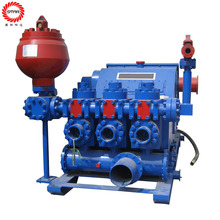 2018 right price and best services f-1300 f-1600 triplex single acting drilling mud pump for sale