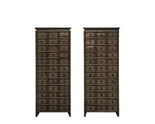 Apothecary Cabinet Living room furniture antique Chinese medicine cabinet
