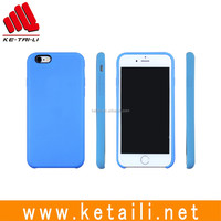 Wholesale shenzhen factory Silicone PC cell phone cover for Iphone