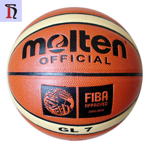Molten GG7 GL7 GF7 GM7 Wholesale PU Leather Laminated Basketball Ball Customized Your Own Logo Basketball Training Sports Match