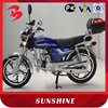 100CC EEC Moped Motorcycles Hot Sale 100CC Motorcycle For Sale