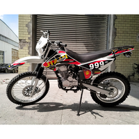 BULL 250cc dirt bike two-wheeled Motocross motorcycle