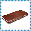 wholesale cool pu flip leather case cover pouch for iphone 7 leather case