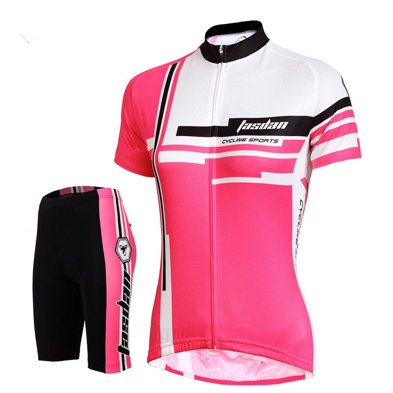 Get Quotations · Kangkang  Wear Cycling Clothes Customized Ladies Cycling  Jerseys Sets Fashionable Short Sport Bike Jersey 01ef590c4