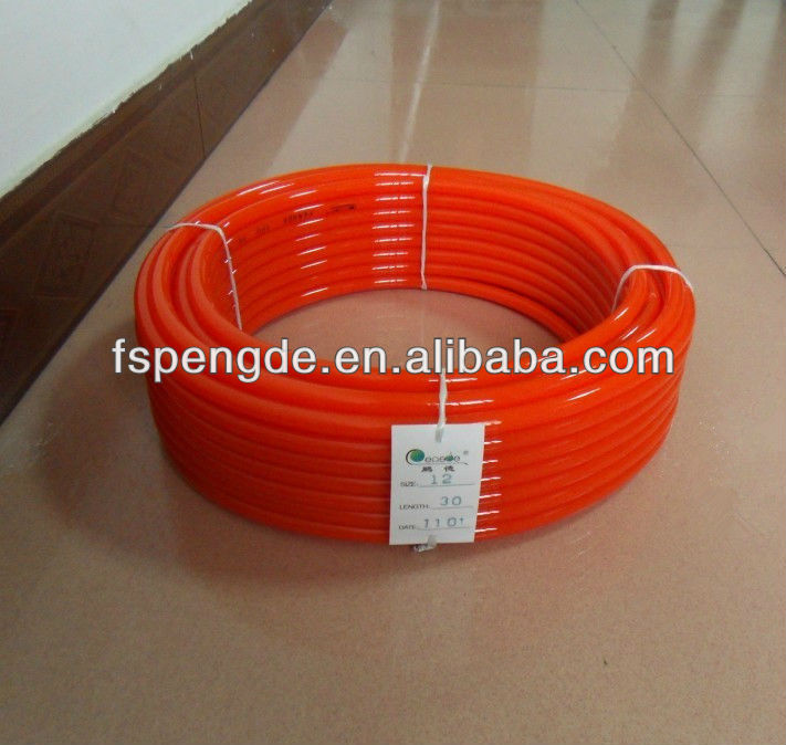 tpu material smooth polyurethane pu round belt on sale