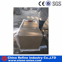 Cheap Chinese Rusty Yellow Granite G682 factory wholesale